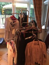 CLOTHES - LADIES 10/12/14/16 sizes start £2 each