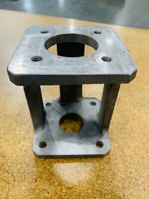 Hydraulic Log Splitter Pump Mounting Bracket Flange Aluminum Fits 5 Hp Honda