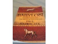 Babylon: Mesopotamia and the Birth of Civilization Paperback by Paul Kriwaczek (Author)