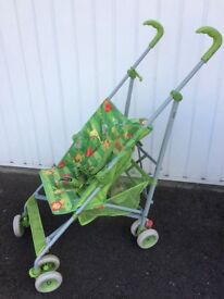 Mothercare push chair