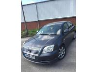2006 TOYOTA AVENSIS T4