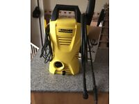 k2 karcher pressure washer for spares or repair