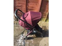Mamas and papas armadillo city compact pram/stroller/pushchair