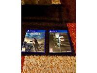 PS4 Dishonored 2 & Final Fantasy XV