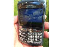 BLACKBERRY 8310 - UNLOCKED