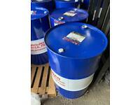 Empty Oil Barrels