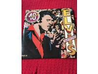 Elvis Presley pink vinyl