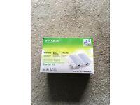 TP Link AV 500 nano powerline adapter starter kit