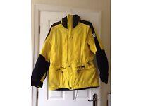 Waterproof, Windproof, Breathable, Hooded, Tenson MPC Small Mens Ski Jacket