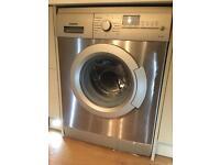Siemens stainless washing machine