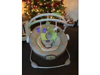 Chicco baby bouncer