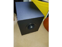 Tannoy EFX5.1 Active Powered Subwoofer-Superb Bass