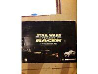 Nintendo64 Star wars Episode1 racer limited edition Set