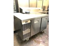 Electrolux commercial bench freezer, under counter freezer