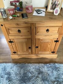 Sideboard, good condition only 3 months old