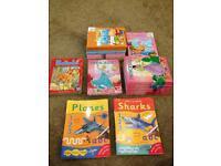 Joblot of children's sticker & activity books