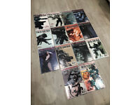 METAL GEAR SOLID ISSUES 1-12 -BRAND NEW, UNOPENED!