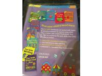 Children's Oxford learning books set