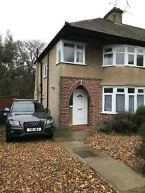 3 Bed house to let West Byfleet
