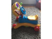 Toddler Bike VTech Go and Grow Ride On