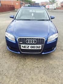 2007 Audi A4 avant 2.0 sline (not to be missed)
