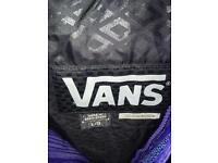 Woman's Vans Jacket