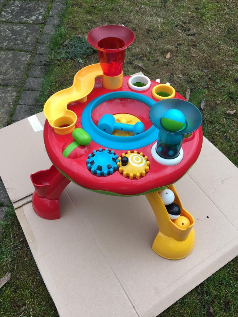 48b677891 Early Learning Centre  Little Senses Lights and Sounds Activity Table ...