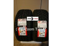 2 TYRES RIKEN WINTER SNOW 225 50 17 V RATED 98V EXTRA LOAD XL MADE AND OWNED BY MICHELIN TYRES