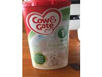 Cow and gate milk
