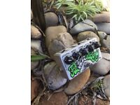 ZVEX Vexter Fat Fuzz Factory Boxed Ungigged, muse distortion pedal guitar