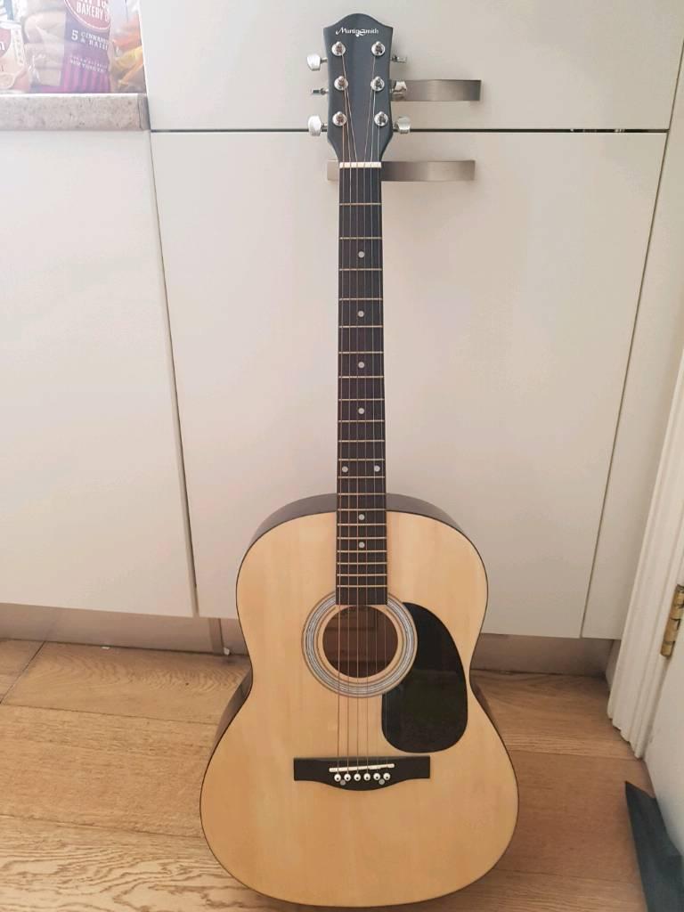Martin Smith Acoustic Guitar In Canterbury Kent Gumtree