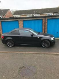 New Shape BMW 1 Series 120d M-Sport Coupe s