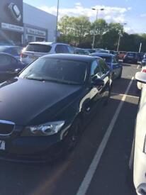 BMW 3 series black