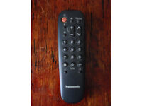 Panasonic Remote Control.