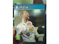 Fifa 18 ps4 game fully working
