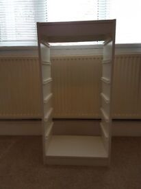 Ikea Storage Unit ideal for Child's Bedroom in White