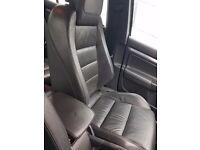 VW Golf GTi Mk5; 55plate; 109k miles; Black; aftermarket exhaust, headunit and speakers; alloy wheel