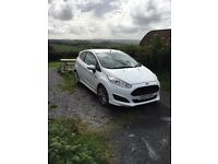 FORD FIESTA S 1.6 TDCI 3DR, NEW MOT, NEW FRONT TYRES, NEW FRONT PADS AND DISCS, ZERO ROAD TAX!!!!!
