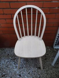 FURNITURE FOR SALE - DINING CHAIRS X 4