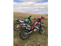 Dt 125cc 2002