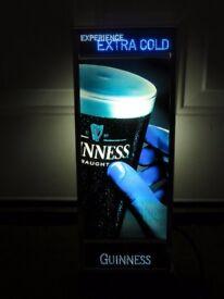 Guinness Light Up Sign