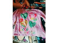 4 to 6 years old girl clothes