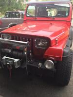 350 tbi crate motor jeep for mustang 5.0 or make cash offer