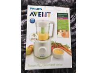 Brand New Philips Avent Blender/Steamer
