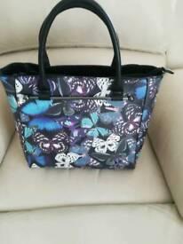 New Butterfly carry Handbag.