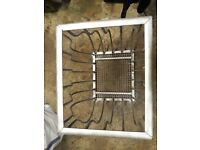 Garden log burner / fire basket