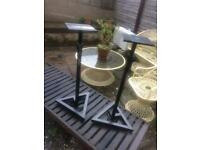 Adam hall Studio Monitor Stands poss Free Del Devon Cornwall