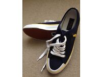 Ralph Lauren POLO Trainers size 7