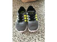 Adidas trainers size 5 infant