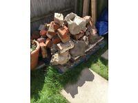 Free bricks / rubble